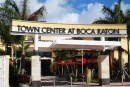 Town Center de Boca Raton com look novo