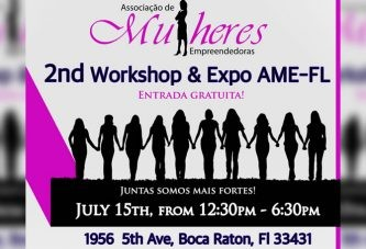 Workshop & Expo 2017 da AME em Boca Raton