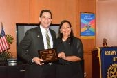 Rotary Club of Boca Raton West com novo presidente