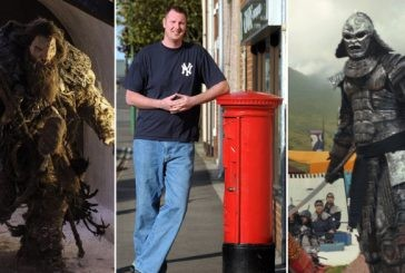 "Morre aos 36 anos Neil Fingleton, o gigante Mag o Poderoso da série ""Game of Thrones"""