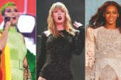 Katy Perry and Taylor Swift Entre as Mais Cantoras Mais Bem Pagas da Forbes