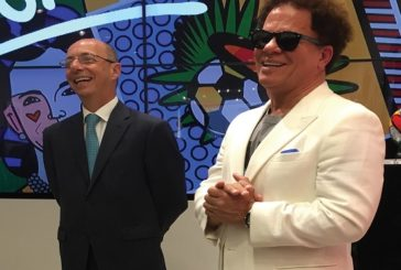 Abertura Oficial do Programa a Jorney Through Brazilian Experiences com Romero Brito