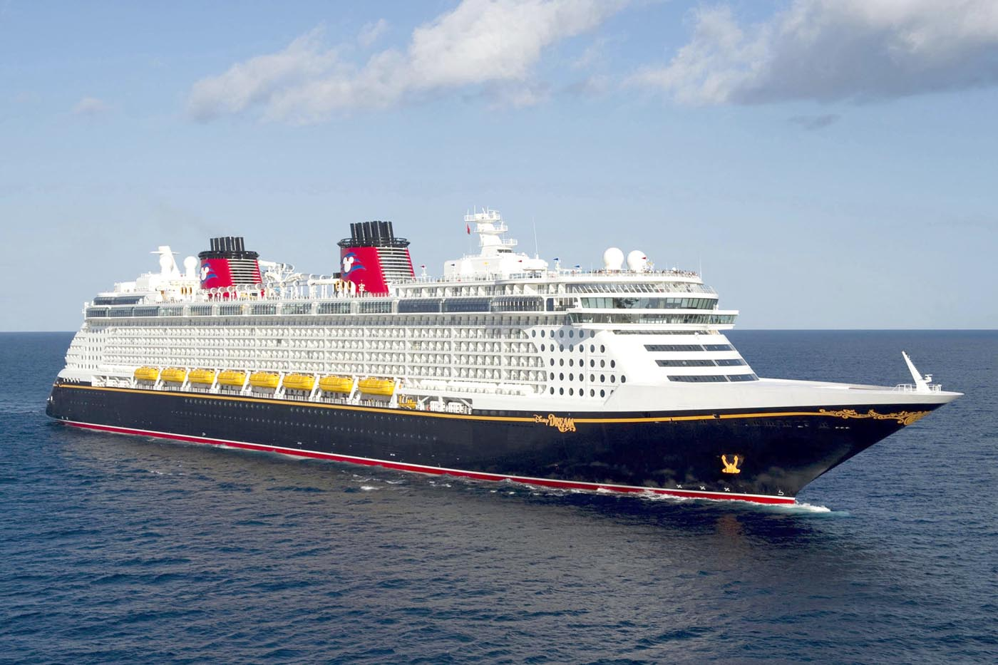 Disney Dream: O novo navio da Disney