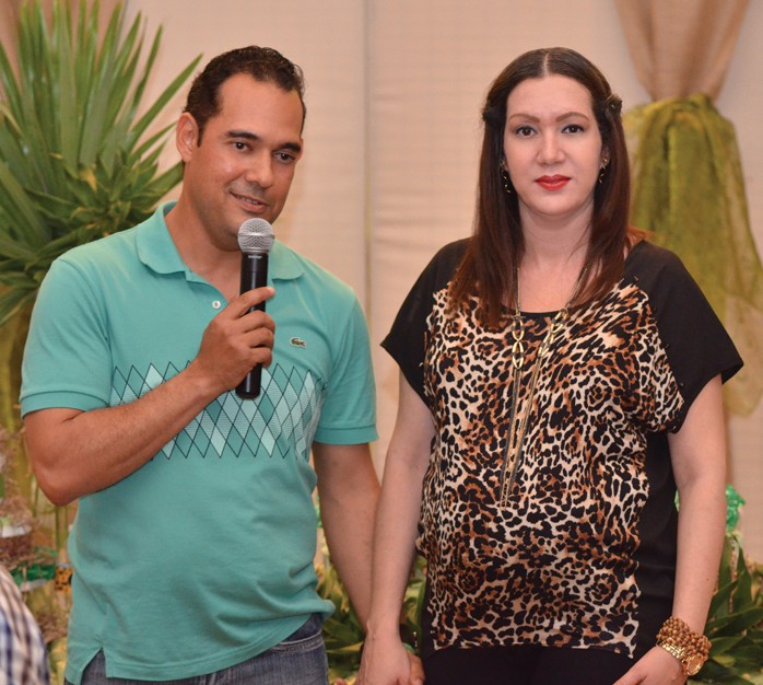 Baby Shower de Andrew Marques