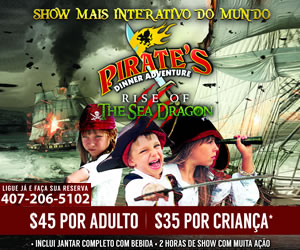 Pirates Dinner e Dra Dental