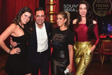 Sounds of Brazil no Faena, em Miami