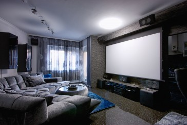 Decor: Home Theater
