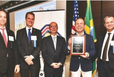 Brazilian-American Chamber of Commerce of Florida Promove Almoço com João Dória