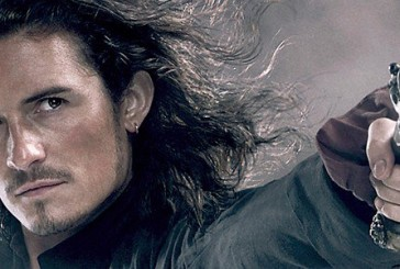 "Orlando Bloom está de volta a ""Piratas do Caribe"""