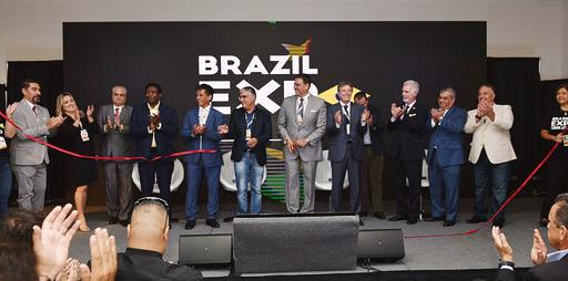 Brazil Expo Florida Reúne Mais de 4 Mil Pessoas no Broward Convention Center