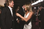 Reencontro de Jennifer Aniston e Brad Pitt no Saga Awards Gera Controvérsias